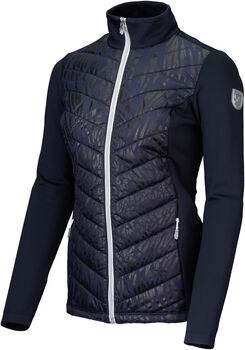 Falcon Dany Full Zip Top Dames Blauw