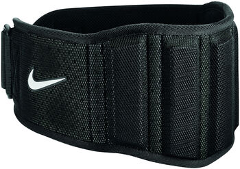 Nike Structured Training belt Zwart