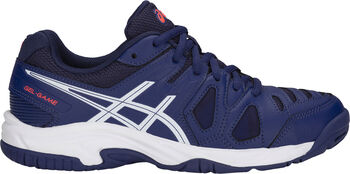 ASICS GEL-Game 5 jr tennischoenen Blauw