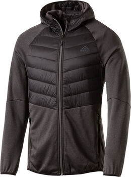 McKINLEY Active Cellon fleece Heren Zwart