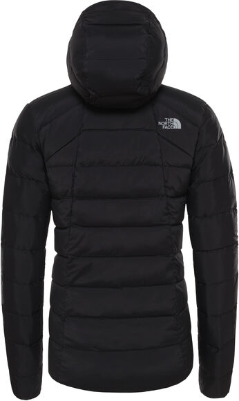 Stretch Down hoodie