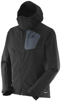 Salomon Ranger softshell Heren Zwart