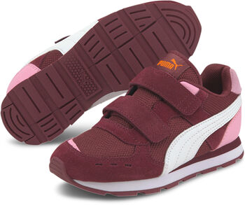 Puma Vista V PS kids sneakers Jongens Rood