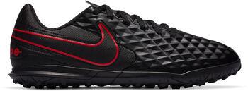 Nike Tiempo Legend 8 Club TF kids voetbalschoenen Jongens Zwart