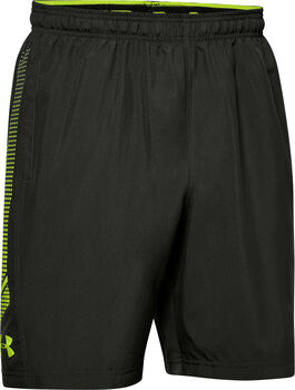 Under Armour Woven Graphic short Heren Groen