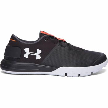 Under Armour Charged Ultimate TR 2.0 trainingschoenen Heren Zwart