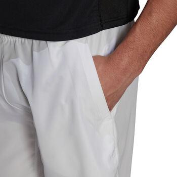 adidas Tennis Club  Short Heren Wit