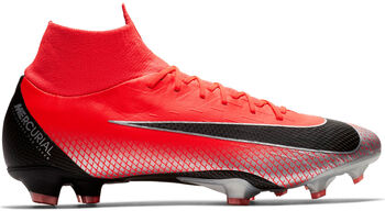 Nike Superfly 6 Pro CR7 FG voetbalschoenen Rood