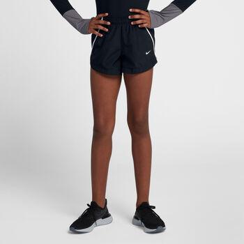 Nike Dry hardloopshort Meisjes Zwart