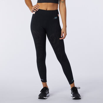 New Balance Q Speed Fuel legging  Dames Zwart