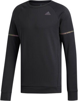 ADIDAS SN Run sweater Heren Zwart