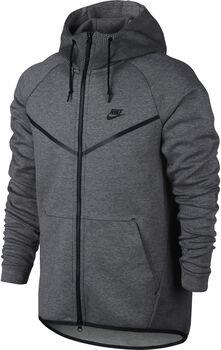 Nike NSW Tech Fleece shirt Heren Zwart