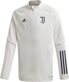 adidas Juventus Training Sweatshirt 20/21 Jongens Grijs