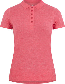 McKINLEY Pellew polo Dames Rood