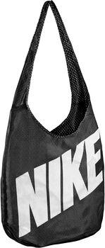 Nike Graphic Reversible Tote tas Zwart