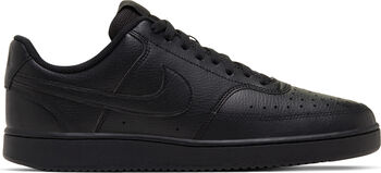 Nike Court Vision Low sneakers Heren Zwart