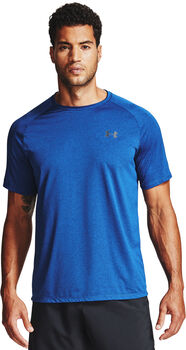 Under Armour Tech 2.0 Novelty t-shirt Heren Blauw