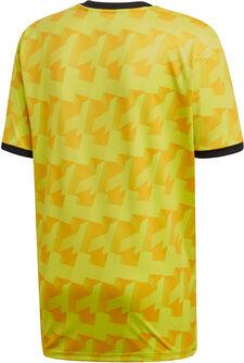 Tan shirt