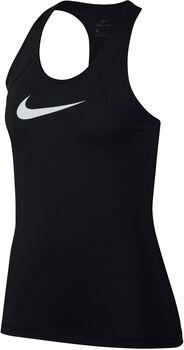 Nike Pro Tank top  Dames Zwart