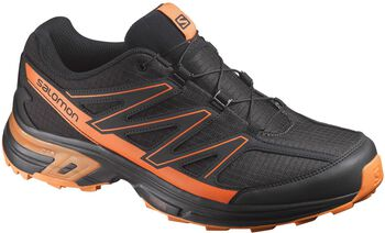 Salomon Wings Access trailschoenen Heren Rood