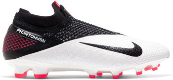 Nike Phantom Vision 2 Elite Dynamic Fit FG voetbalschoenen Heren Wit