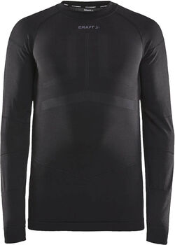 Craft Active Intensity Longsleeve top Heren Zwart