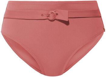 Beach Life Belted bikinibroekje Dames Roze