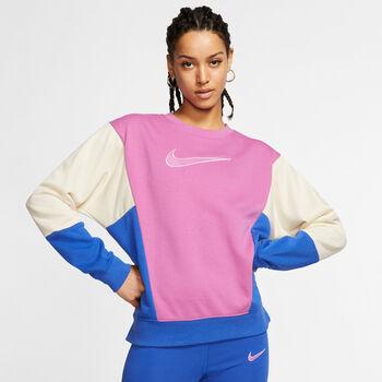Nike Sportswear Crew sweater Dames Roze
