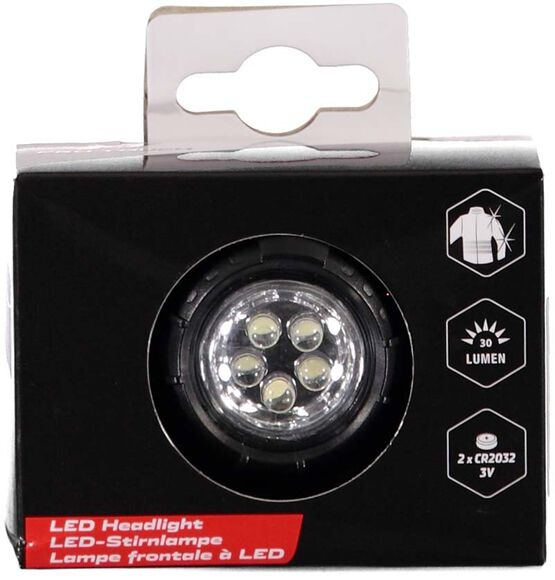LED hoofdlampje