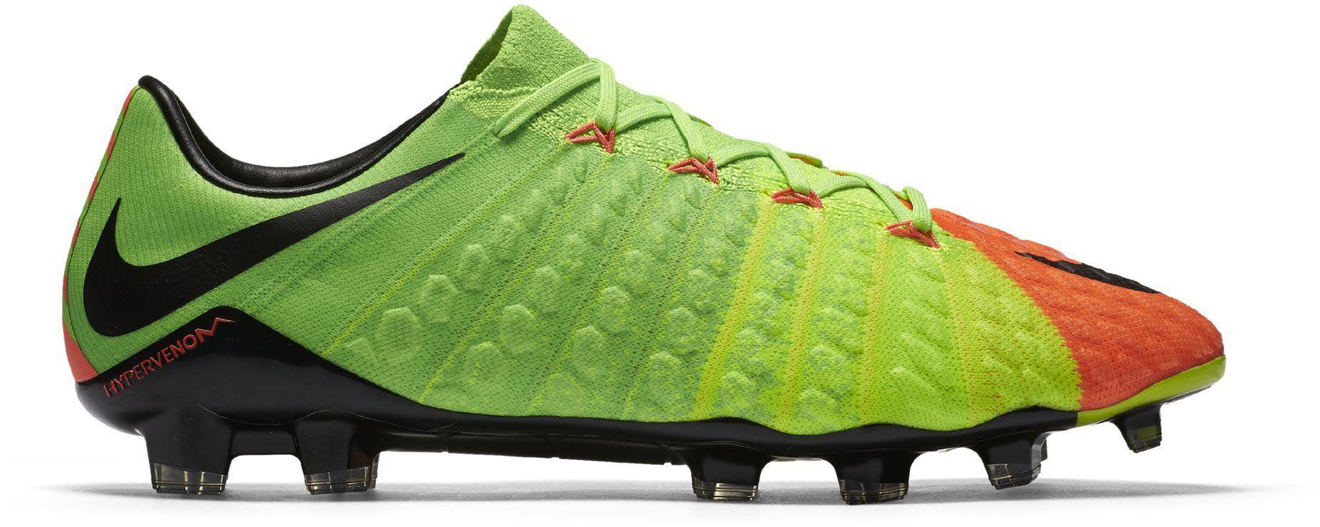 Nike Hypervenom Phantom III Fg voetbalschoenen Heren Groen
