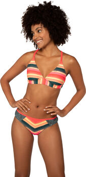 Protest Superbird 20 Triangle bikinitop Dames Zwart