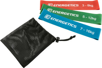 ENERGETICS Mini banden set Wit