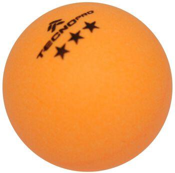 TECNOPRO Tafeltennisballen Oranje