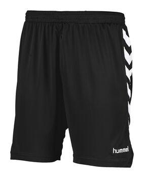 Hummel Burnley Short Heren Zwart