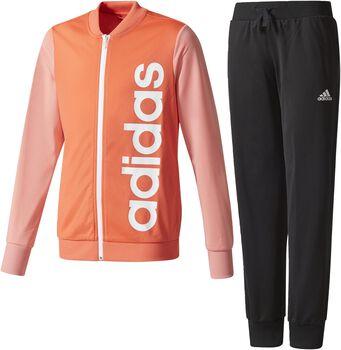 Adidas Yg Pes jr trainingspak Meisjes Roze