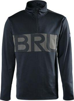 Brunotti Frank fleece Heren Zwart