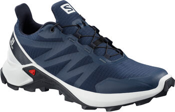 Salomon Supercross trailschoenen Heren Blauw