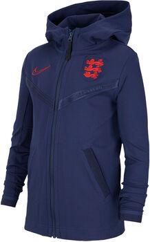 Nike England Tech Pack Hoodie Jongens Blauw