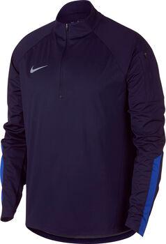 Nike Shield Squad hoodie Heren Blauw