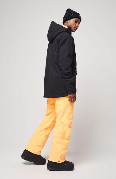 Textured ski-jas