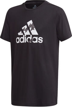 adidas AEROREADY Prime kids shirt  Jongens Zwart