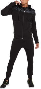 ENERGETICS Toddy II hoodie Heren Zwart
