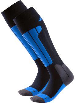 Basic 2-pack skisokken