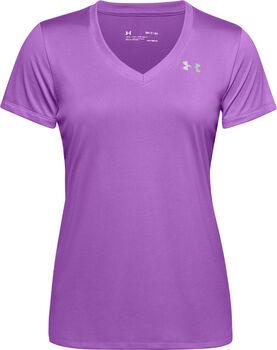 Under Armour Tech SSV - Solid t-shirt Dames Roze