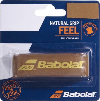 Babolat Natural grip Bruin