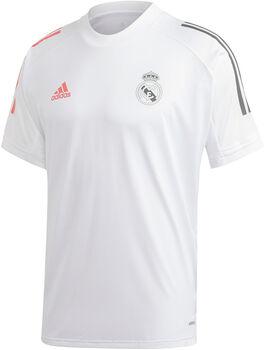 adidas Real Madrid Trainingsshirt Heren Wit