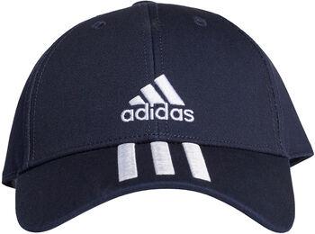adidas Baseball 3-Stripes Twill Pet Heren Blauw