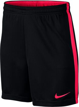 Nike Dry Academy Football jr short Jongens Zwart