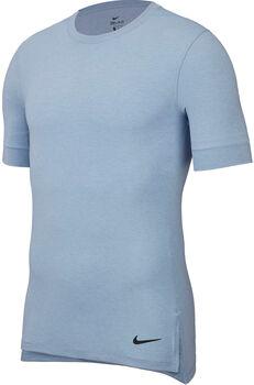 Nike Dry Transcend shirt Heren Blauw