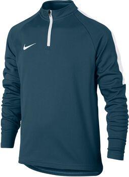 Nike Drill Academy jr sweater Jongens Blauw